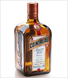 Bottle of Cointreau