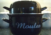 Pot for Moules Marinieres